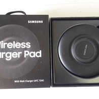 SAMSUNG WIRELESS CHARGER PAD EP-P3100 BLACK